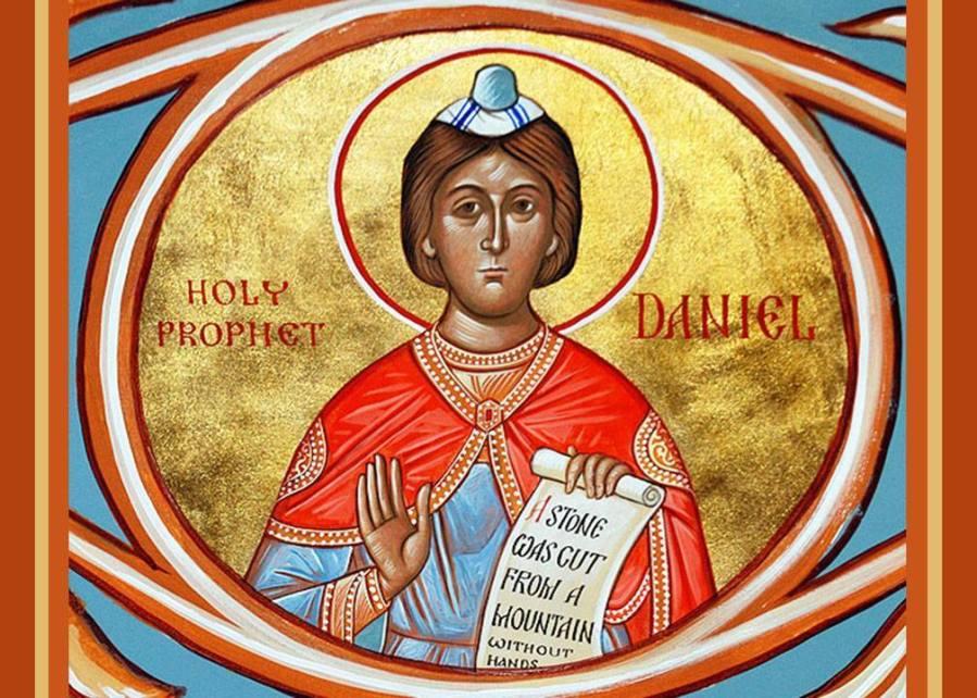holy prophet daniel